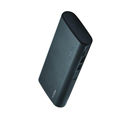 Rock ITP105 10000mAH Power Bank (Black)