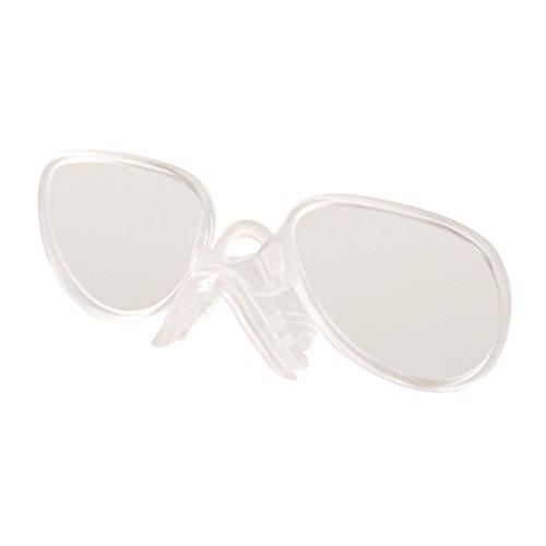 RX-Adapter für Korrekturgläser für MSA Arbeitsschutzbrille TecTor, inkl. Nasensteg