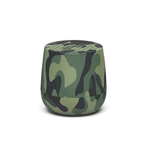 Lexon Mino Bluetooth-Lautsprecher, Camo Green - Fernauslöser Bluetooth-lautsprecher