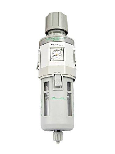 """Preisvergleich Produktbild CKD W4000 Luftfilter Wasserabscheider + Manometer 1/2"""" für Kompressor"""