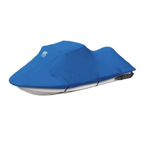 Classic Accessories stellex Wassermotorräder, trailerable Jet Ski Bezug mit Polyester abriebsfestem Stoff (blau), Herren, blau -