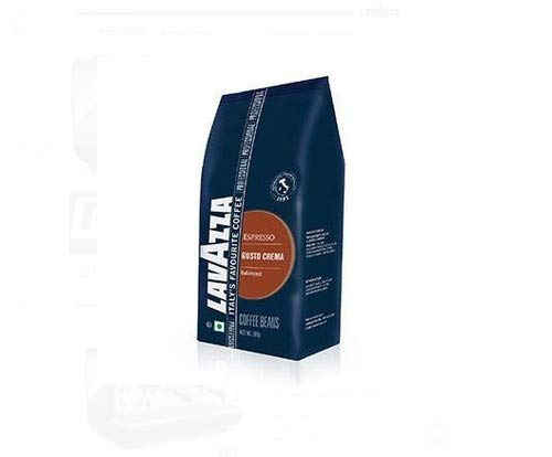 LAVAZZA Gusto Crema Coffee Beans 500 g PP+ with Green Grain High Fibre Wheat Bran 400 g