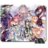 Rectangle Gaming Mousepad Muppets 'Becher Disney mouse pad, #05, 20X25CM