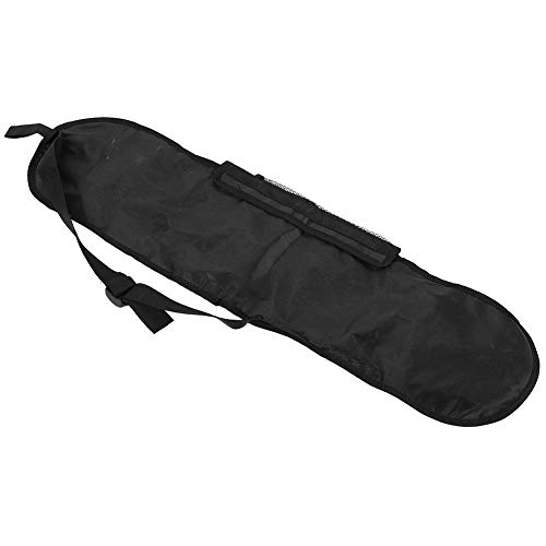 Alomejor Skateboard Bag Waterproof Skateboard Carry Case Schultertasche für das Skteaboard
