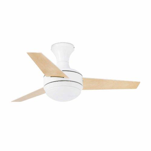 31GHkWGwqML. SS500  - Faro Barcelona 33454–Mini UFO Ceiling Fan White