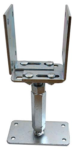 Soporte postes altura regulable 160-220 mm