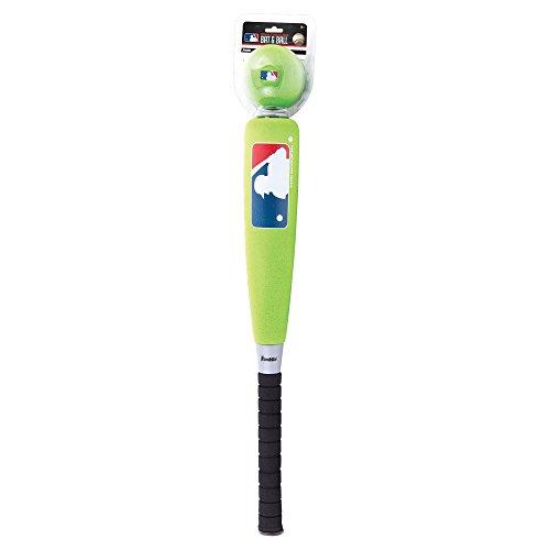 Franklin MLB XL Schaumstoff Baseballschläger und Ball, 6601S3C3, grün, 24 inch/10 oz
