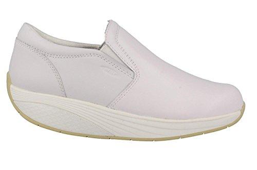 700792-16 KADIRI MBT CHAUSSURE WHITE Blanc