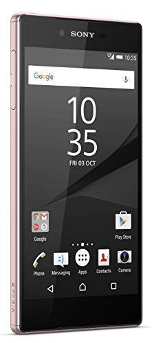 Sony Xperia Z5 Premium Smartphone (5,5 Zoll (13,8 cm) Touch-Display, Android 5.1) pink