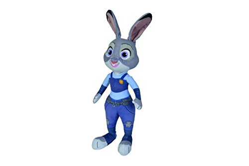 Disney 5870497 Juguete de Peluche - Juguetes de Peluche (Conejo de Juguete, Zootropolis, Multi)
