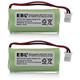 2 Pack Of VTech CS6719-2 Battery - Replacement For VTech Cordless Phone Battery (800mAh