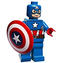 CAPTAIN AMERICA - FIRST AVENGER - INSPIRATED LEGO
