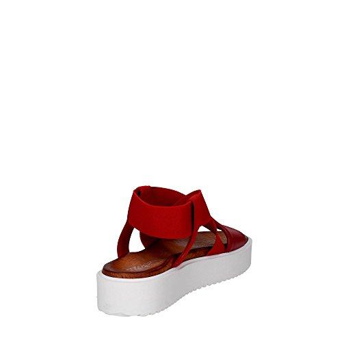 Pregunta IG9159 002 Sandal Damen Rosa