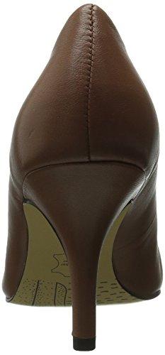 Bella Vita Define Large Cuir Talons Camel Leather