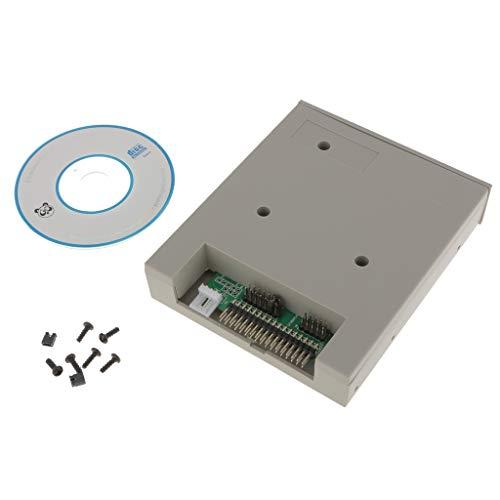 F Fityle SFR1M44-U100 Externes USB-Diskettenlaufwerk Plug & Play für PC Laptop Desktop externes 3,5Zoll Diskettenlaufwerke