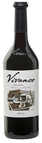 Vivanco Reserva 2011, Vino, Tinto Reserva, Rioja, España