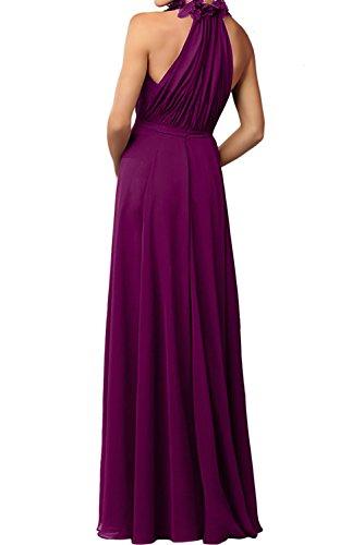Ivydressing -  Vestito  - linea ad a - Donna Violett
