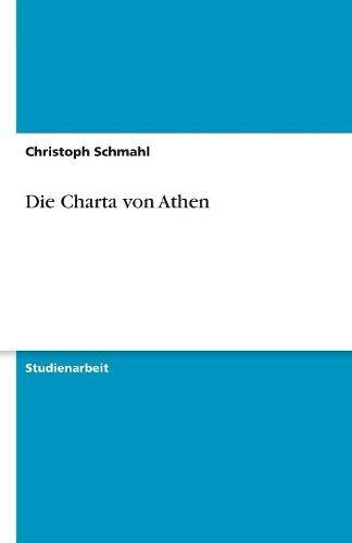 Die Charta von Athen