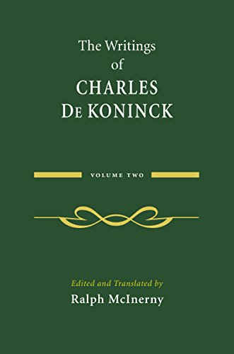 the-writings-of-charles-de-koninck-volume-2