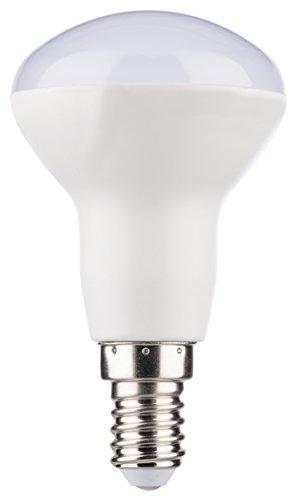 MÜLLER-LICHT 400071 A+, 6er-Set LED Reflektorlampe Essentials ersetzt 40 W, Plastik, E14, weiß, 5.0 x 5.0 x 8.6 cm - 3