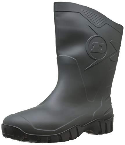 Dunlop K580011 Stivali professionali, senza puntale in acciaio, unisex, Verde, taglia 39