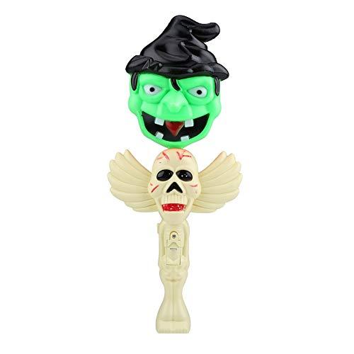 Haofy Halloween Schütteln Stick, Halloween Schütteln Stick Decor -