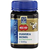 Manuka Health Mgo 400 (20+) Manuka Honey 500 G