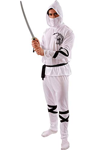 ORION COSTUMES White Ninja
