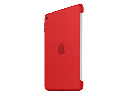 "Apple iPad Mini 4 (7,9"") Silikon Hülle, Rot"
