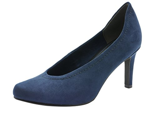 Marco Tozzi 2-2-22409-21-549 Damen Pumps Navy