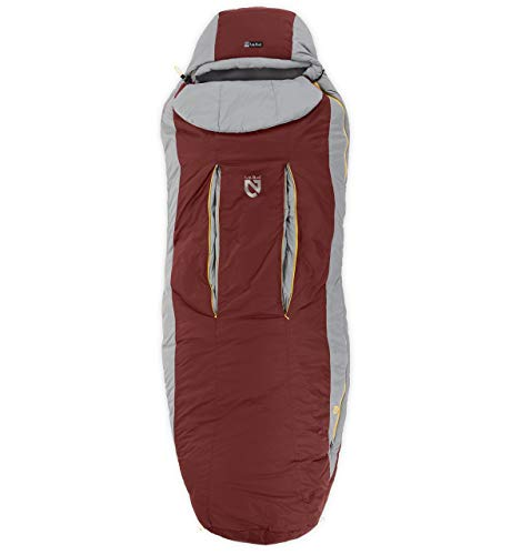 Top Zip Carry On (Nemo Forte 35 lang (Specht/Millstone), Herren Damen, Woodpecker/Millstone, Regular)