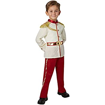 Rubieu0027s Official Disney Prince Charming Boys Costume - Small  sc 1 st  Amazon UK & Dress Up America Prince Charming Childrenu0027s Costume: Amazon.co.uk ...
