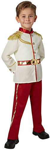 Rubie's Official Disney Prince Charming Boys Costume - Medium
