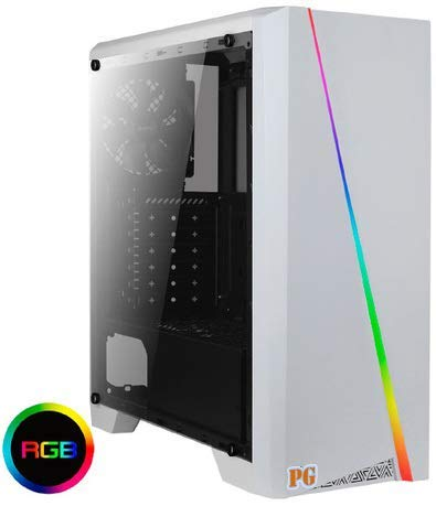 PC Gaming RGB AMD 3.7 GHz GTX1050 4GB 16GB 2TB Windows 10...