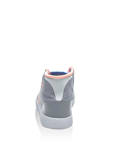 Adidas Basket Profi Light K mädchen, synthetisch, sneaker high Midgrey/Glocor/Runwhite