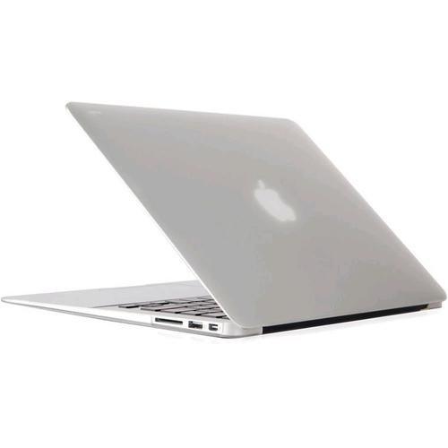 Moshi iGlaze Coque Protectrice Rigide pour MacBook Air 13' - Transparent