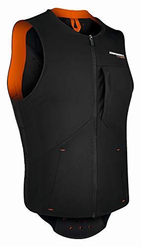 Komperdell Herren Pro Vest Rückenprotektor Fahrradprotektor Schutzkleidung