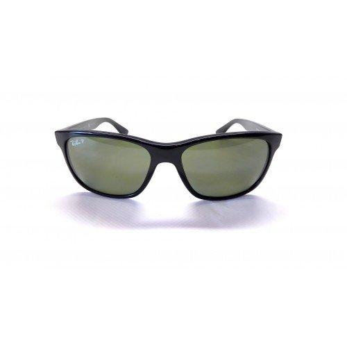 3393d70da1b87 Ray-Ban Negro polarizado verde clásico del G-15 de 57 mm RB4181 gafas