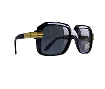 Sunglasses RUN DMC Style Black Tinted Lenses