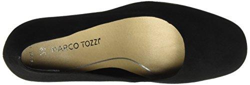 Marco Tozzi 22429, Scarpe con Tacco Donna Nero (Black 001)