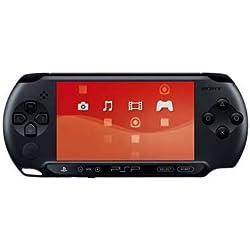 Sony PSP E1000 - videoconsola portátil - charcoal black