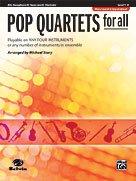 Alfred Publishing 00–à sauce Pop Quartet pour tous–Revu et MIS à jour par Alfred