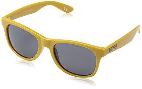 Vans_Apparel Unisex-Erwachsene Sonnenbrille Spicoli 4 Shades Gelb (Mineral Yellow), 55