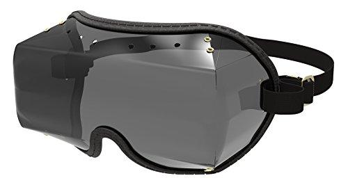 KROOPS VFR OTG Überbrille, für Reiten und Fallschirmspringen, Over The Glasses