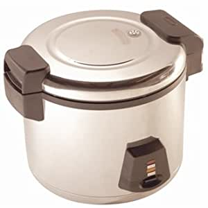 Buffalo Rice Cooker 13L cooked. 36 portions.