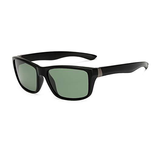 WZYMNTYJ Mens Polarisierte HD Sonnenbrille Hohe Qualität Platz Spiegel Männlich Weiblich Blendschutz Eyewears Neue