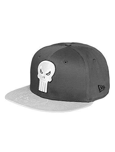 New Era Herren Snapback Caps Reflecto Punisher grau S/M