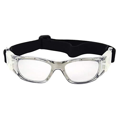 Brillen Sportbrillen Basketballbrillen Schutzbrillen für hohe Auswirkungen Sport Fußball Volleyball Schutzbrillen