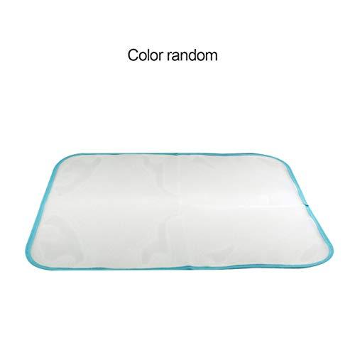 Schutzpresse Mesh Bügeln Tuch Schutz für empfindliches Kleidungsstück Kleidung Pad für den Hausgebrauch A19 / A52 (zufällig) Jasnyfall - Schutz-kleidungsstück