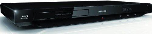 Philips BDP3200 Blu-ray Disc-/DVD-Player (Full HD, Upscaler 1080p, DivX zertifiziert, USB 2.0) schwarz